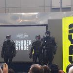 Borg beim Cossplay