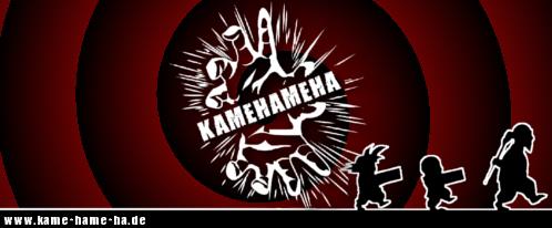 Kamehameha - für Drachen, die sich an den Eiern spielen