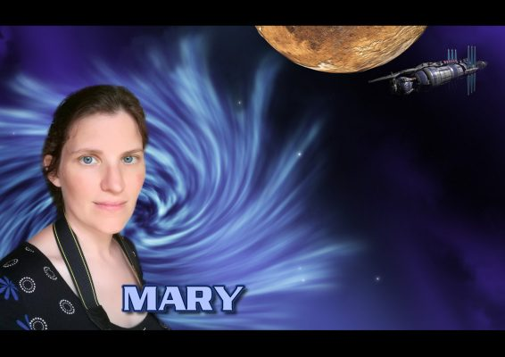 Teambild Mary
