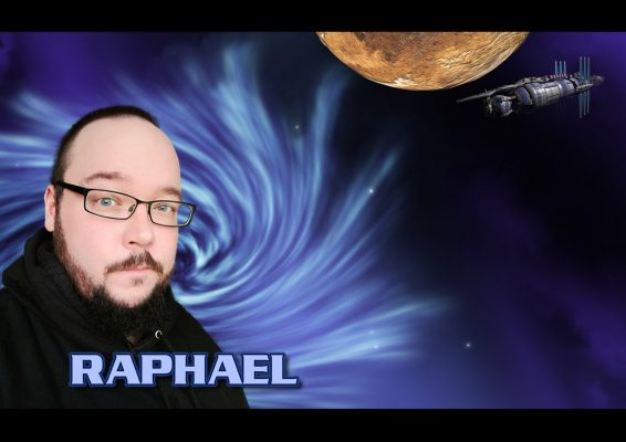 Teambild Raphael