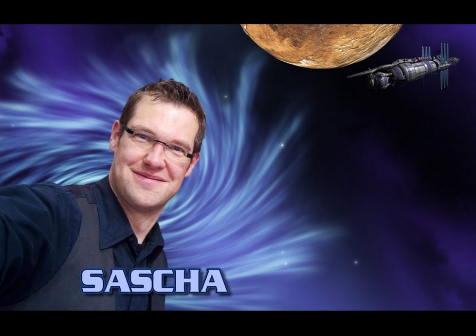 Teambild Sascha