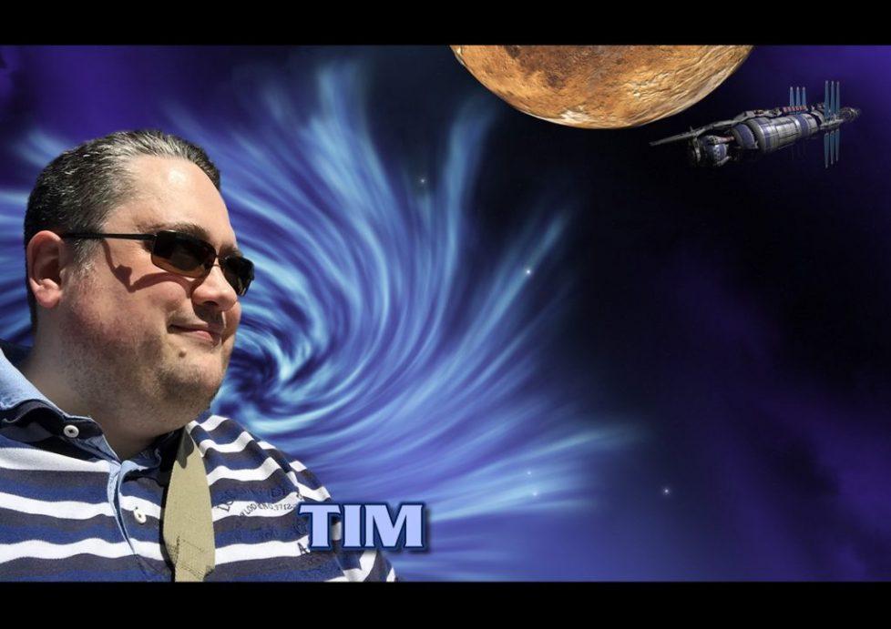 Teambild Tim