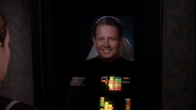 Sheridan auf dem Monitor