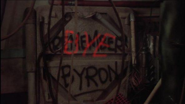 Bye Bye Byron!